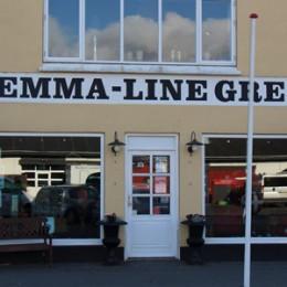 Emma-Line Grej – fiskegrej i Thyborøn