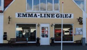 Emma-Line fiskegrej Thyborøn