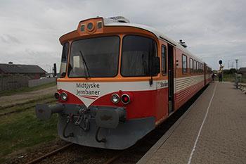 VLTJ – tag en tur på den traditionelle jernbane